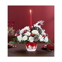santas-sleigh-ride-centerpiece